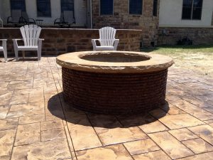 Stamped concrete columbus ohio